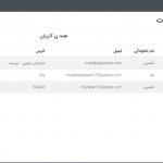 سورس فروشگاه مبل با php