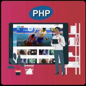 سورس سایت شبیه اپارات فارسی با زبان PHP